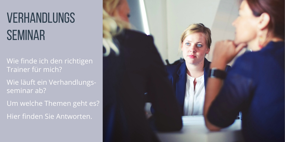 Verhandlungsseminar Körber Seminare